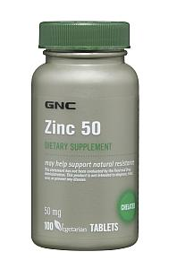 1 Supplements for Arthritis - Zinc 50