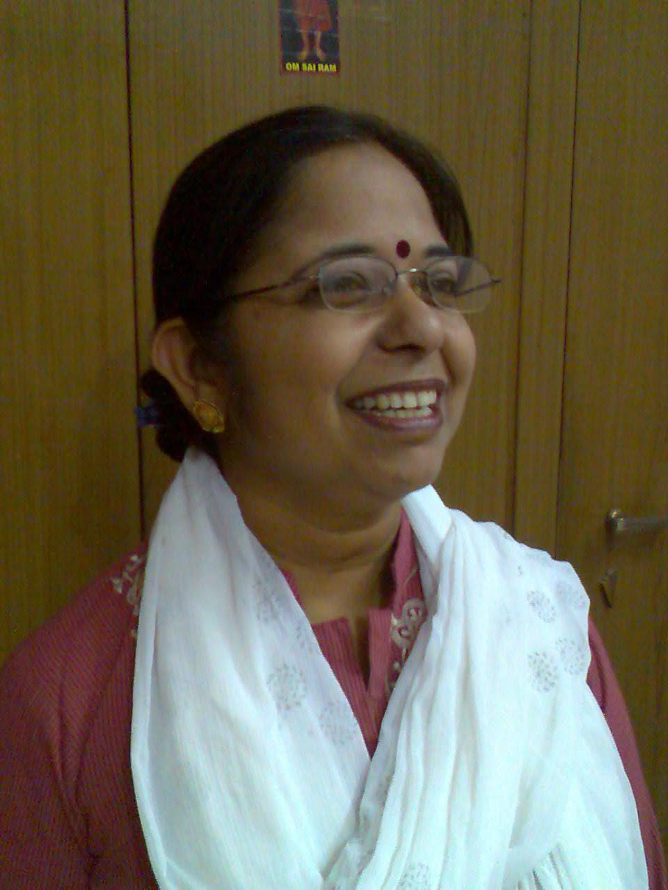 Mrs. Aruna
