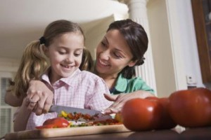 essential nutrients for child