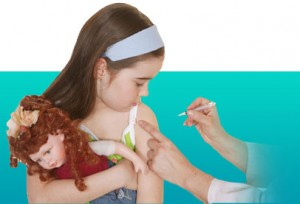 typhoid vaccine